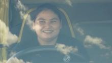 สู้แล้วรวย! คนขับรถสิบล้อหญิงเผยรายได้กว่า 3 หมื่นบาทต่อเดือน