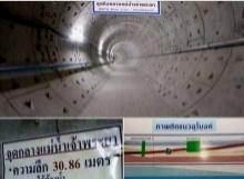 ครั้งแรกของไทย เจาะอุโมงค์ใต้เจ้าพระยาทำทางรถไฟ!