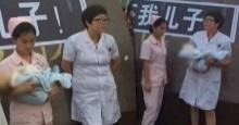 โกรธจัด!! ญาติแค้นให้พยาบาลอุ้มศพเด็กที่ตายเอาไว้ เชื่อทำลูกตาย!!(มีคลิป)