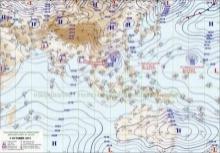พายุมูจีแก ทำไทยฝนหนัก 4-6 ตุลาคม เช็ค 32 จังหวัดที่ได้รับผลกระทบ
