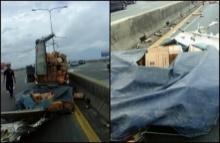 ซึ้งน้ำใจ!! หนุ่มสุดเซ็งรถเกิดอุบัติเหตุ แต่คนมาช่วยกลับทำแบบนี้ซ่ะงั้น!!
