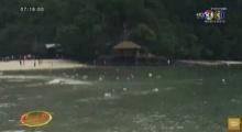 ตกใจกับภาพที่เห็น..ทะเลแหวกหนึ่งใน unseenฯ กลายเป็นแบบนี้ไปแล้ว!!