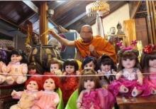 ชัดเจน!!ประกาศห้ามพระปลุกเสก ตุ๊กตาลูกเทพ เจอจับสึก