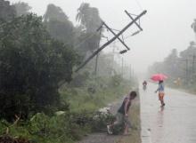 กรมอุตุฯเตือนภัย!! เฝ้าระวังพายุฤดูร้อนกระหน่ำไทยตอนบน 24-27มี.ค.นี้