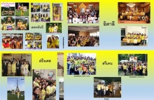 ประมวลภาพคนไทยในต่างแดน จัดงานเฉลิมพระเกียรติในหลวง