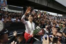 อองซานซูจีมา แรงงานพม่า รุกไทยหนัก NGOs ยื่นข้อเสนอ 5 ข้อ ให้ต่อรองรัฐบาลไทย