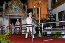 พระบรมฯ-พระเทพฯ เสด็จฯ บำเพ็ญพระราชกุศลพระบรมศพ