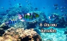 เผย!!! 5 เรื่องจริง วิกฤติทะเลไทย ในวันทะเลโลก!