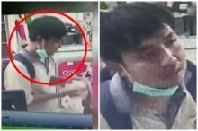 เปิดภาพ ปุ้มปุ้ย หนุ่มใช้การบูรทาเจ้าโลก ก่อนบุกข่มขืนผช.พยาบาลใน รพ. ตำรวจเร่งหาตัว
