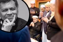 อาลัยสุรินทร์ ญาติสนิท จุฬาราชมนตรี ผู้นำศาสนาฯลฯเคารพศพแน่นขนัด