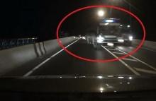 ขนส่งทางบก ปรับโหด! พนักงานขับหญิง ในคลิปซิ่งเมล์สาย 516 แซง18ล้อบนสะพาน 2 เลน