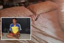 หนุ่มหื่นมีดจี้หวังข่มขืนดญ.13 น้องสาวตื่นมาช่วยรอดเป็นเหยื่อกาม ที่แท้อดีตแฟนแม่!!
