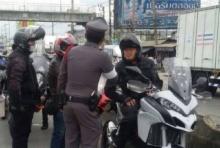 ไม่มีเส้น!  เนวิน ยอมรับถูกจับปรับ ชี้คนไทยต้องอยู่ใต้บรรทัดฐานเดียวกัน