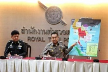 ผบ.ตร.กางแผนที่บ่อนพนัน รอบบ้านไทยเปิดถึง40แห่ง