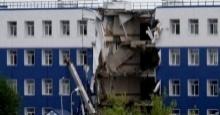 ตึก 4 ชั้นในค่ายทหารรัสเซียเกิดพังครืน ทหารดับ 23 เจ็บสาหัสอีก 19 นาย