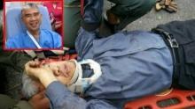 อัพเดทอาการ ดร.สมเกียรติ หลังเกิดอุบัติเหตุรถชนจนบาดเจ็บ!!