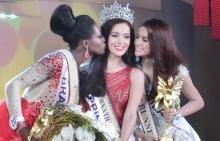 สาวประเภทสองจากฟิลิปปินส์คว้ามงกุฎมิสอินเตอร์เนชั่นแนลควีน 2015 ไทยได้รองฯ