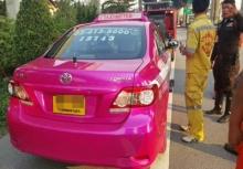 เหตุสลด!!คนขับแท็กซี่เป็นลมตายคารถ บนทางด่วน!!