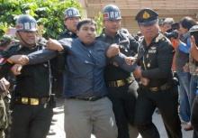 ศาลทหารอนุมัติจับ จ่านิว และพวก คดีนั่งรถไฟไปราชภักดิ์