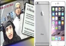 """แอปเปิ้ลขัดคำสั่งศาล """"ไม่ปลดล็อก""""ไอโฟนผู้ก่อการร้าย """"ไม่แฮ็กมือถือลูกค้า"""""""