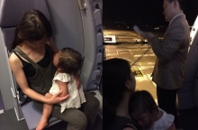 บินไทยน้ำมันรั่ว! รอจนเด็กร้องไห้-คนหายใจไม่ออก ยอมซื้อตั๋วสายการบินอื่นกลับ