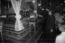 พระเทพฯ เสด็จบำเพ็ญพระราชกุศล สวดพระอภิธรรมพระบรมศพ