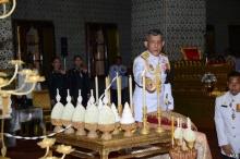 สมเด็จพระบรมโอรสาธิราช จะเสด็จขึ้นครองราชย์เป็นพระมหากษัตริย์ในวันที่ 1 ธันวาคมที่จะถึงนี้