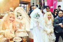 กุ้ง คูนิต้า สุดเจ๋ง!!! พาตัวแม่แฟชั่นจากญี่ปุ่นกระทบไหล่ครั้งแรก!!! ในงาน Japan Expo