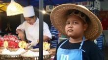 ทำเงินได้เกือบหมื่นต่อวัน!! เด็กชาย ป.5 เมืองกระบี่ ขายแซนด์วิชช่วงปิดเทอม