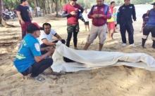 พบแล้ว!! ศพหนุ่มฝ่าธงแดงลงเล่นน้ำหาดกมลา