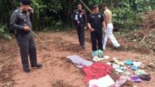 ตายปริศนา!!! พบศพหญิงสาวเหลือแต่โครงกระดูกในป่าละเมาะที่ภูเก็ต