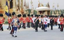 เป็นบุญตาที่ได้เห็น สมเด็จพระเทพฯ เสด็จฯทรงนำซ้อมใหญ่ริ้วขบวนพระบรมราชอิสริยยศ