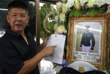 พ่อจี้โรงเรียนเตรียมทหาร ชี้แจง หลังลูกตายมีเงื่อนงำ