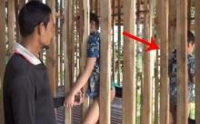 เด็กชายวัย 9 ขวบ หน้าตาน่าเอ็นดู แต่ต้องถูกพ่อสร้างกรงขังนาน 5 ปี พอรู้ถึงเหตุผล?