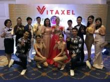 """""""Vitaxel เปิดตัวนวัตกรรมเพื่อผิวสวยสุดล้ำ รุกตลาด ปี 2561 ในประเทศไทย"""""""