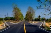 ชาวเน็ตแชร์ ภาพถนนสายแพร่-ลอง ตัวอย่างการขยายถนนบนเส้นทางอนุรักษ์
