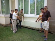 โผล่อีก!!!บ้านโครงการดัง ดินที่ถมทรุดตัวรวดเร็ว - ผู้พักอาศัยเดือดร้อน (ชมคลิป)