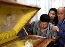 ครอบครัวมาเลย์สุดเศร้ารับ 4 ศพ อีก 1 รอพิสูจน์ชิ้นเนื้อ