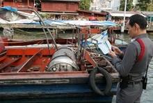 เรือคลองแสนแสบ ระเบิดตูมสนั่นท่าวัดเทพลีลา บาดเจ็บอื้อ!