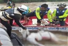 ผู้ว่าฯ สั่งปิดศูนย์ค้นหาเรือล่ม ยันเจอคนหายครบแล้ว 28ศพ