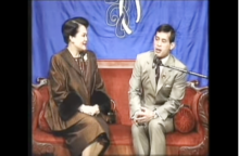 พระบรมตรัสกับคนไทยที่สหรัฐว่า เป็นคนคุยไม่เก่ง แต่มีเสียงปรบมือดังสนั่น