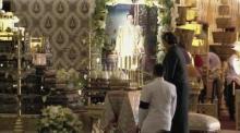 สมเด็จพระเทพฯ เสด็จพระราชดำเนินไปทรงบำเพ็ญพระราชกุศลสวดพระอภิธรรมพระบรมศพ