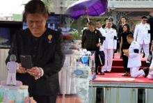 สมเด็จพระเทพฯ เสด็จพร้อมด้วย คุณสิริกิติยา เจนเซน เนื่องในโอกาสวันคล้ายวันพระราชสมภพ