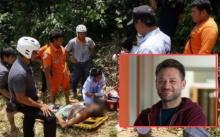 ระทึก! ดาราหนุ่มอังกฤษพลัดตกน้ำตก รอดตาย ติดกลางป่า 3 วัน บนเกาะสมุย