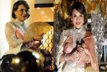 ทูลกระหม่อมหญิงอุบลรัตนฯ ทรงเสด็จเยี่ยมชมงานอุ่นไอรัก