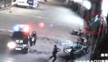 ตำรวจใจกล้า ใช้ 2 มือเปล่า ช่วยชีวิตหญิงคิดสั้นกระโดดตึก ไม่กลัวแม้ตัวเองเจ็บ