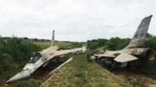 ทัพฟ้าระทึก! นักบินเอฟ16หวิดดับ หลังเครื่องยนต์ขัดข้องขณะจะขึ้นบิน