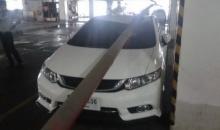 พังเละเทะ!! ท่อน้ำใหญ่ใต้ห้างฯเชียงใหม่ ถล่มทับรถเสียหาย เจ็บ 1 ราย!!