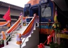 รถไฟสายหาดใหญ่-ปาดังเบซาร์ เปิดบริการวันนี้เชื่อมรถไฟ 2 ประเทศรับ AEC