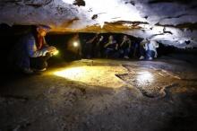 Unseen พบแผ่นหินถูกกัดเซาะเป็นรูปแผนที่ประเทศไทย